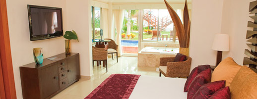 El Dorado Seaside Suites Premium Jacuzzi Junior Suite