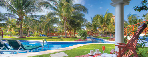 El Dorado Royale, Laid Back Luxury