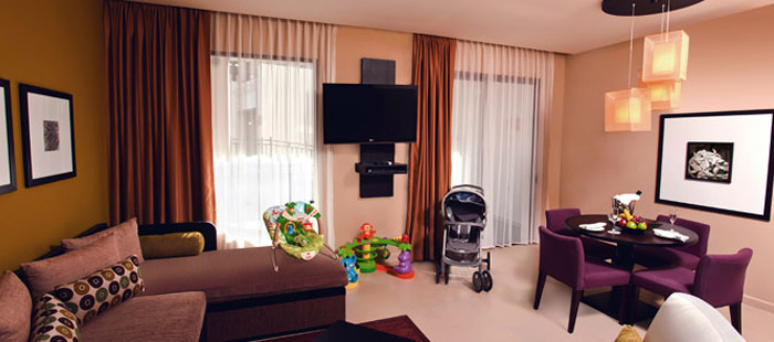 Azul Beach Accommodations - Fisher-Price Family Suite