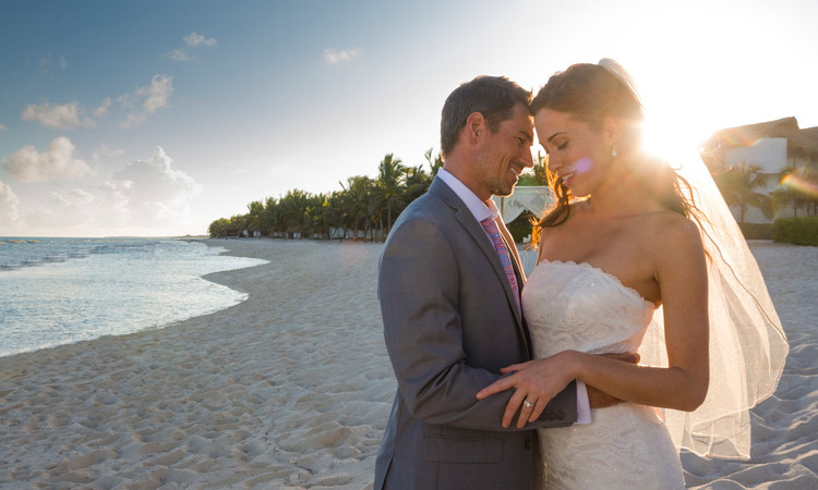 Bride and Groom Stay Free* at All Resorts Sale