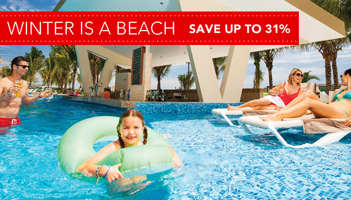 Generations Riviera Maya Start Chillin' Sale - Save up to 49%