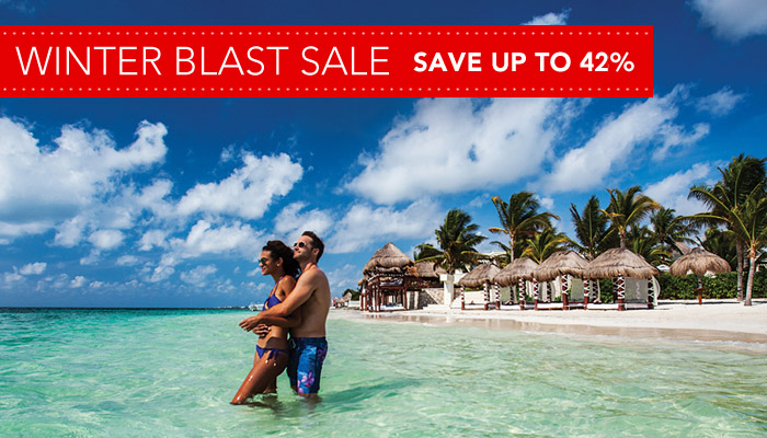 El Dorado Spa and Resorts Winter Blast Sale - Save up to 48%